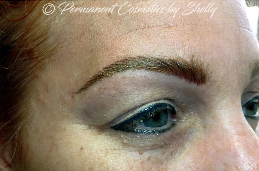 Eyebrow Tattoo Feather Eyebrows Eyebrows Near Me Permanent Brows
