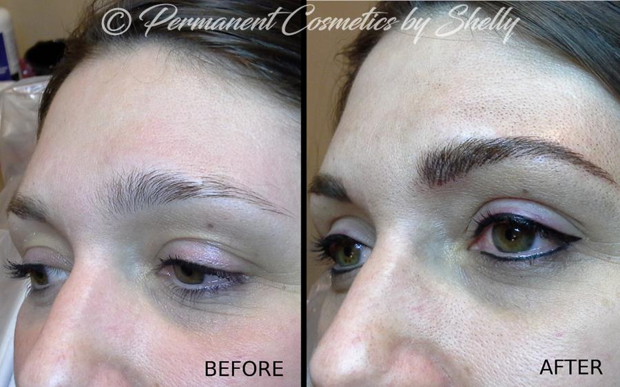 Permanent Eyebrows, Microblading, Eyebrow Tattoo, Eyebrows ...